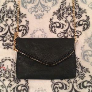 Handbags - Black cross body bag